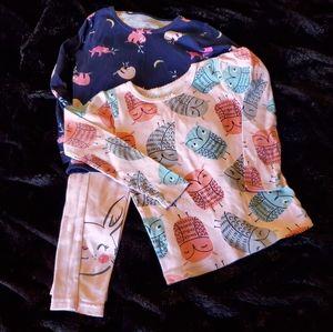 Carter's Bundle of Girl's Pajamas